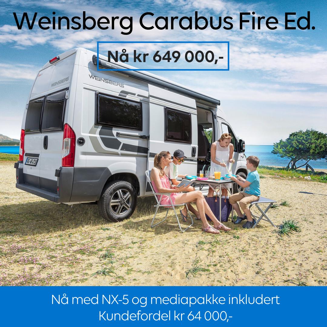 Carabus Fire Ed